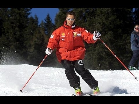 Only four words: Michael Schumacher is awake!