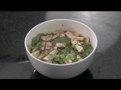Oriental Pork Soup : Asian Soup Recipes