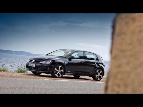 Volkswagen Golf GTI — За кадром
