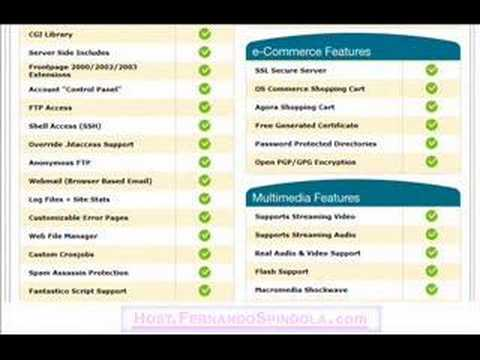 0 Hosting Company Video   Buy Website Hosting for Cheap Prices