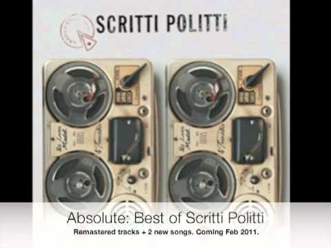 Scritti Politti: Day Late And A Dollar Short (rubbish quality radio rip)