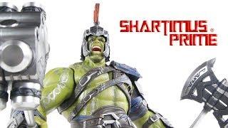 Hot Toys Gladiator Hulk Thor Ragnarok Marvel Studios Movie 1:6 Scale Action Figure Review