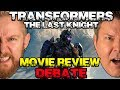 TRANSFORMERS: THE LAST KNIGHT Movie Review - Film Fury