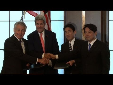 US, Japan aim at 'balanced' security alliance