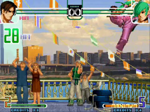 The King Of Fighters 2002 Super Magic Plus