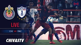 Chivas vs. Pachuca | LIVE | Week 11 | Liga MX | CHIVASTV | ENGLISH