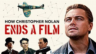 How Christopher Nolan Ends a Film