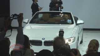 2013 LA Auto Show – BMW Presentation with K1600, Concept X4 and i8 Hybrid