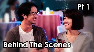 Love At First Swipe - Behind The Scenes (Part 1/3)