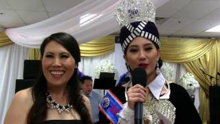PACHIA VANG-Miss Hmong International New Year CA 2016 (Part 2)
