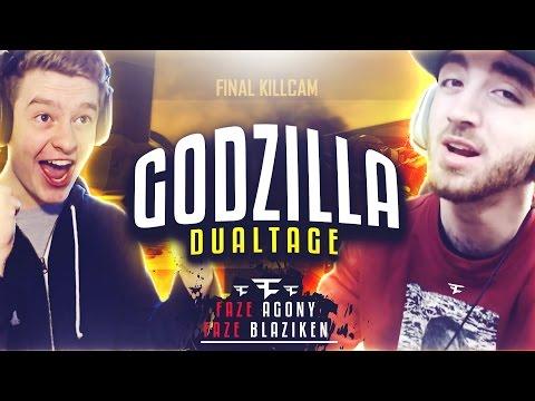 Faze Blaziken & Faze Agony: Godzilla Dualtage By Faze Jebasu (bo2) video