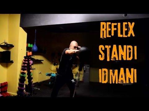 Reflex Topu çalışması - Kickboks - Boks
