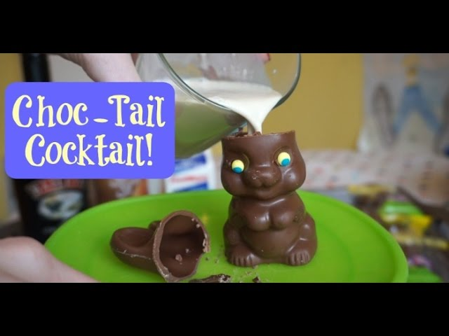 Choc-tail Cocktail | Pinterest Drink #43 | MamaKatTV