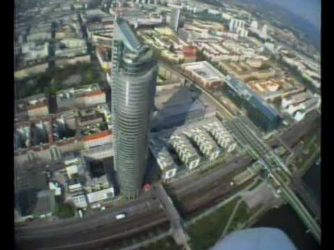 WORLD'S 2ND BEST FPV FLIGHT!!! Skyscraper Multistory Building Tower Antenna Plane Near Crash FPV RC