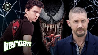 Peter Parker, Not Spider-Man, to Appear in Venom - Heroes