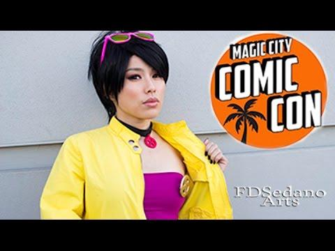 Magic City Comic Con 2015 - Cosplay Music Video video