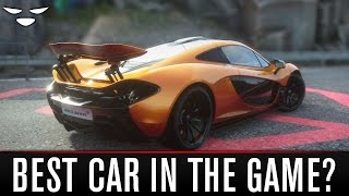 DRIVECLUB | BEST CAR IN THE GAME? - McLaren P1 First Drive (KERS & DRS)