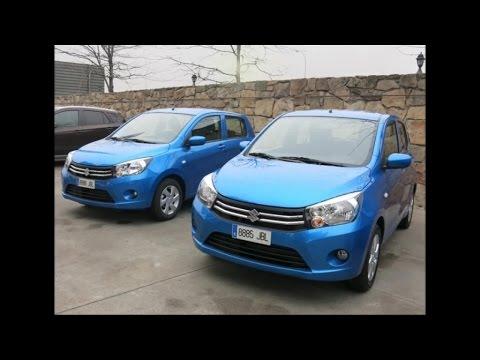 Presentaci�n nuevo Suzuki Celerio 2015