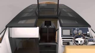 Xtender 10.0m Sport Limousine tender