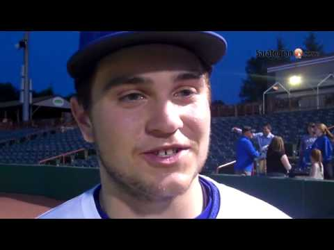 VIDEO Saratoga reliever Cory McArthur picked up a 2-inning save in Section II Championship victory #