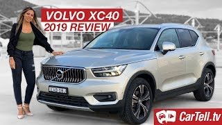 2019 Volvo XC40 Review | Australia