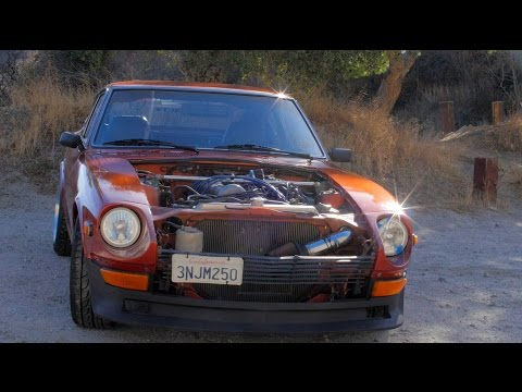 Datsun 280Z Review!-The Japanese Hot Rod