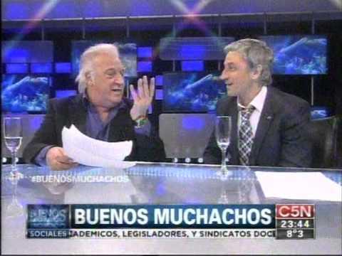 C5N - BUENOS MUCHACHOS: PROGRAMA 29/06/2013 (PARTE 3)