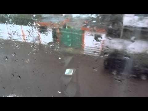 Rain in Accra