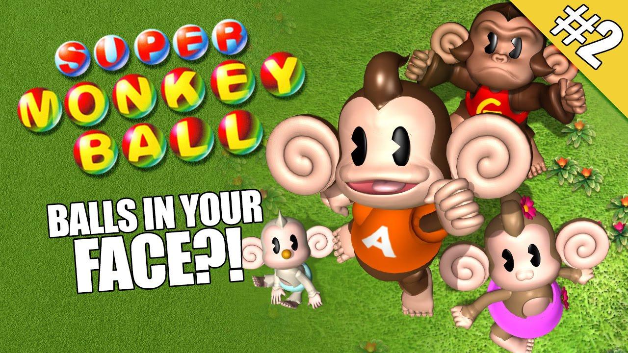 Gamecube Monkey Ball Super Monkey Ball Multiplayer