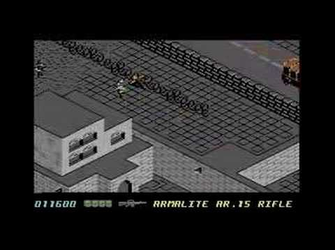 C64 Longplay - Arnie