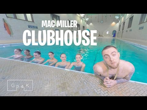 MAC MILLER – CLUBHOUSE [VIDEO]