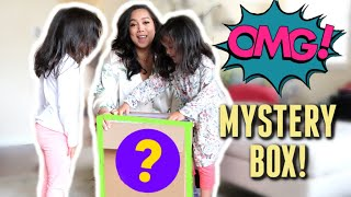 The Coolest Mystery Package EVER!!! - itsjudyslife
