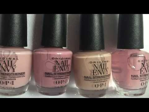 OPI Strength and Color Review