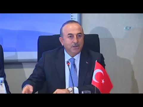 Dışişleri Bakanı'ndan 'Afrin' Açıklaması