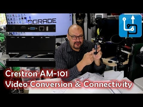 Crestron AM-101 Air Media Review