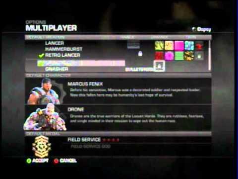 Gears of War 3 Drawings Gears of War 3 Possible New