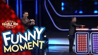Rico Ceper sepertinya salah pilih jawaban nih! – Family 100 Indonesia