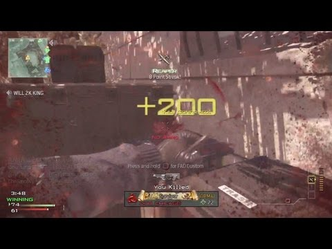 COD MW3 - How Did He Not See Me? & Tactical Insertion Noobs Part 3