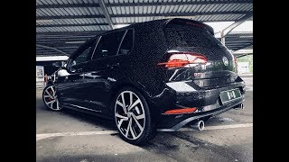 VW Golf 7 GTI PERFORMANCE 245 *Car Porn* HD