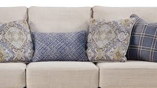 Ashley Traemore Sofa, Loveseat, Accent Chair, at Big Sandy SUperstore