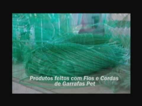 Projeto ECO-CIDADANIA - Beneficiamento da garrafa PET