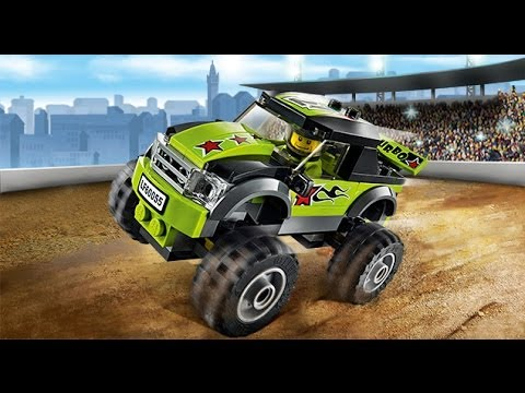 how to make a monster truck