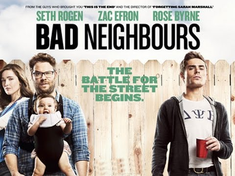 Bad Neighbours: The Bad Boy Remix - On Blu-ray & DVD (Universal Pictures) HD