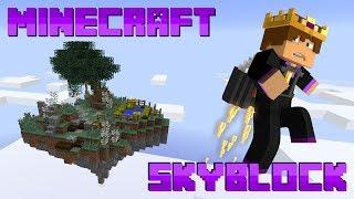 Minecraft: Skyblock Server #3 - ZOMBIE SPAWNER!