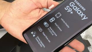 Samsung galaxy s9 plus 256gb unboxing with entertainment bundle