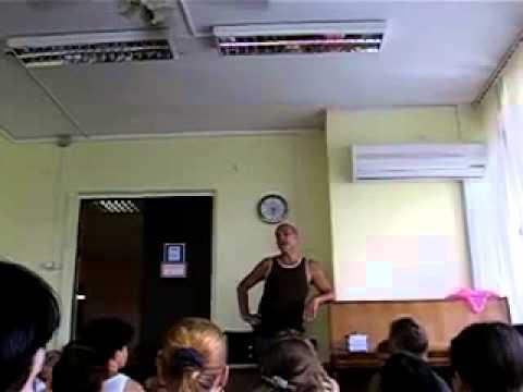 Илья Беляев  Конгресс адвайты Москыв2009 часть2