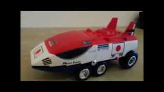 Saber Rider Toys