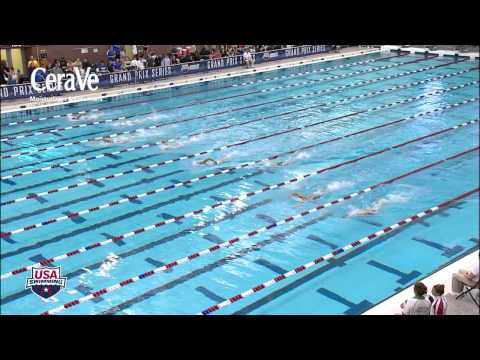 Women's 200m Freestyle C Final   2012 Columbus Grand Prix