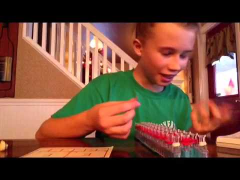 Butterfly Blossoms Rainbow Loom bracelet TRY IT WITH ME!!!!! -Novie made with Videoshop