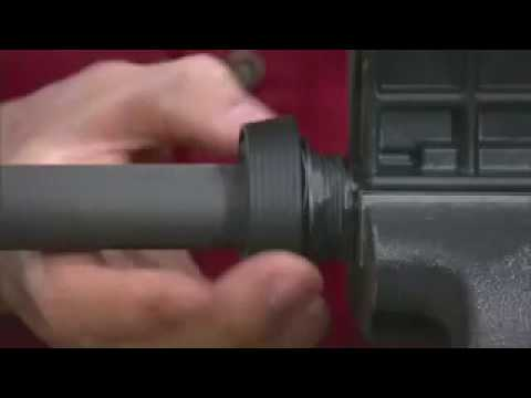 How to Install AR-15 Free Float Tubes Presented by Larry Potterfield of MidwayUSA
